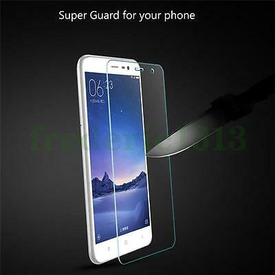 For Various Xiaomi/Redmi Tempered-Glass Film Screen Protector Cover Guard Shield