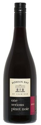 Domain Day `One Serious` Pinot Noir 2013 (6 x 750mL), Barossa, SA.