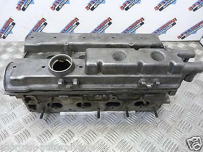 Vauxhall Vectra Cylinder Head With Cams 1.6 16V X16Xel 95-02
