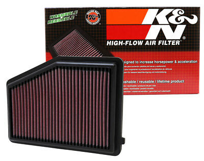 33-2468 K&N Replacement Air Filter HONDA CIVIC L4-1.8L F/I, 2012-2015 (KN Panel