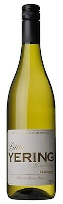 Little Yering Chardonnay 2013 (6 x 750mL), Yarra Valley, VIC.