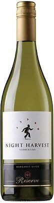 Night Harvest `Reserve` Vermentino 2011 (12 x 750mL), Margaret River, WA.