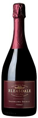Bleasdale Sparkling Shiraz NV (6 x 750mL), Langhorne Creek, SA.