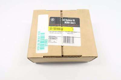 New General Electric Ge 55-501493G004 480V-Ac Size 5 Contactor Coil D545848