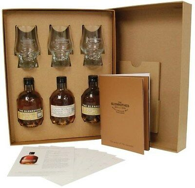 The Glenrothes Secret Boxes Whisky (5 Gift Packs in a box), Scotland.