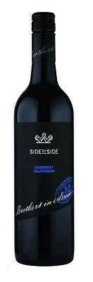 Brothers in Arms `Side By Side` Cabernet Sauvignon 2013 (6 x 750mL), SA.