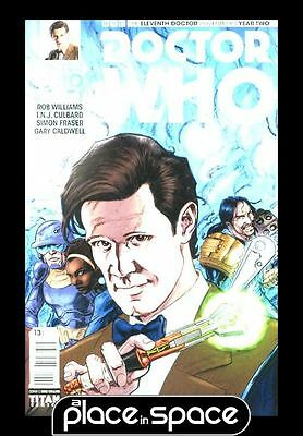Doctor Who: The Eleventh Doctor Adventures: Year Two #13C (Wk39)