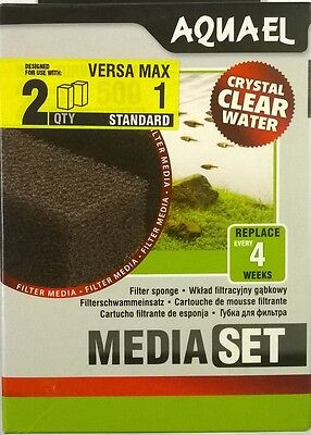 Aquael Versamax 1 Fzn-1 Standard Filter Foams 5905546198080