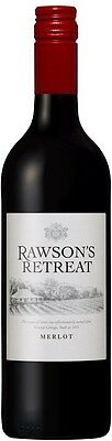 Penfolds `Rawson's Retreat` Merlot 2015 (6 x 750mL), SE AUS.