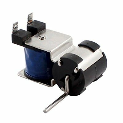 uxcell Replacement DC 5V 90 Degree Rotary Actuator Solenoid Electromagnet New