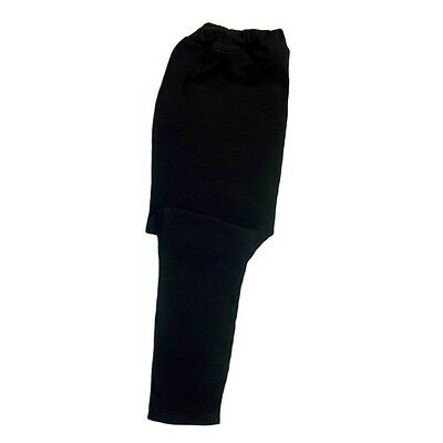 Black Legging Baby Pants 6 Preemie Newborn and Toddler sizes!