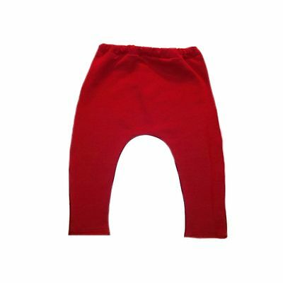 Red Legging Baby Pants 6 Preemie Newborn and Toddler sizes!