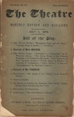 The Theatre Monthly Review and Magazine, July 1, 1879, London