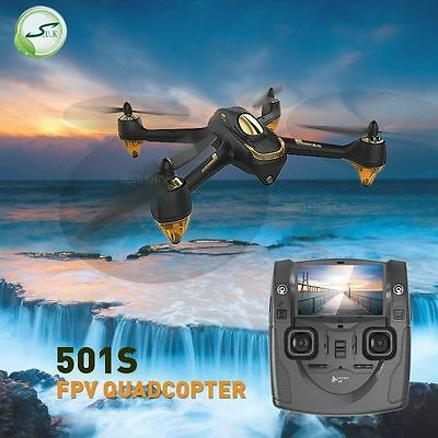 Hubsan Pro H501S X4 RC Quadcopter 5.8G FPV GPS Brushless HD 1080P Camera Drone