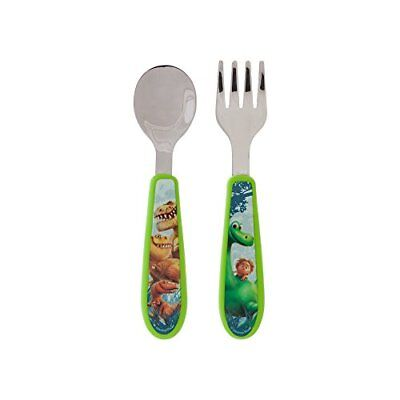 The First Years Disney The Good Dinosaur Easy Grasp Flatware New
