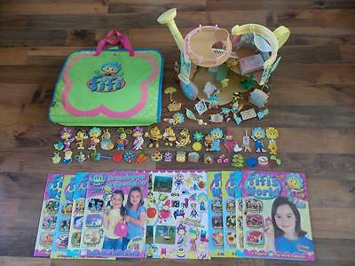 Fifi & The Flowertots Forget Me Not Watering Can House+Magazines+Play Magnets+