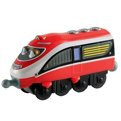 Chuggington - Die Cast Serie - Stack Track Lokomotive David