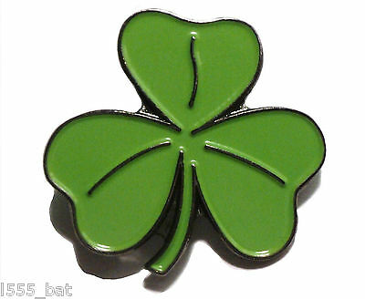 PinMart - Four Leaf Clover Lapel Pin, Clover Pins, 1000's of Stock ...
