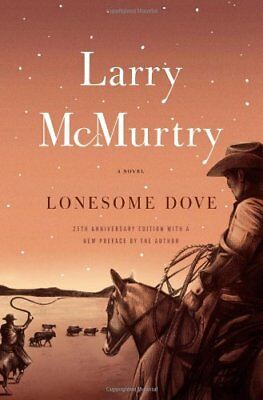 Lonesome Dove-Larry McMurtry