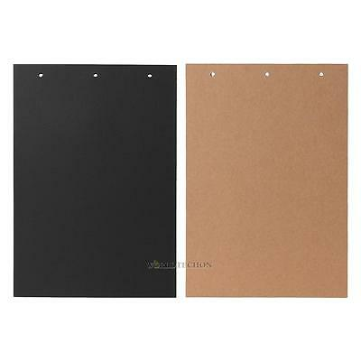 Photo Album 10 sheets 10 Inch 18 x 26cm DIY Scrapbook Paper Crafts Black Brown