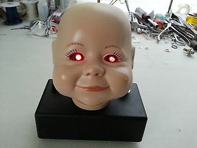 Cosmic Sound Effects-  MED. BABY HEAD THEREMIN - ANALOG ELECTRONIC SYNTH