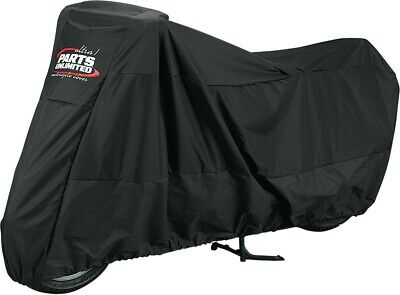 Parts Unlimited Ultra I Standard Motorcycle Cover - Large - Black BG-0103
