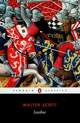 Ivanhoe History Medieval England Knights Richard-the-Lion-Hearted Robin Hood