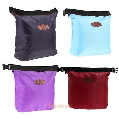 Waterproof Thermal Cooler Insulated  Lunch Box Storage Portable Picnic Arm Bag