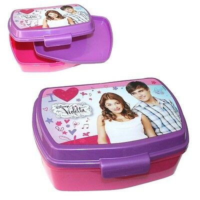 Violetta - Snack Box Container with Removable Insert 16,5 x 13,5 x 6,5 cm