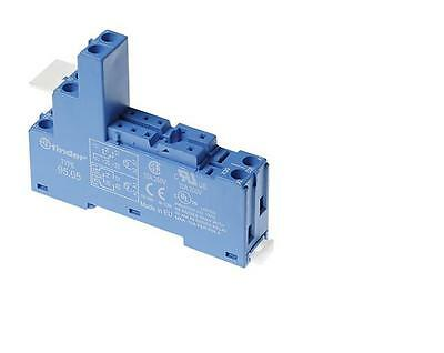Finder 9505 Relay Base for 4052 Series