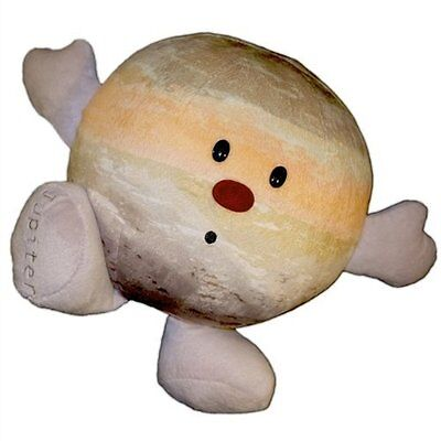Celestial Buddies Jupiter Planet Plush Educational Toy18cm Astronomy Science