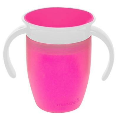 Munchkin Miracle 360 Trainer Cup (Pink) 207ml