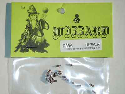 Wizzard Storm USA Slot Car High Performance Motor Brushes