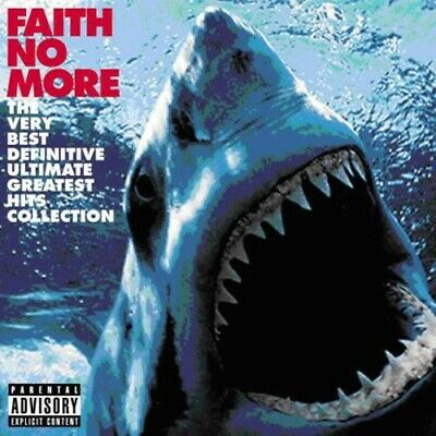 Faith No More - Very Best Definitive Ultimate Greatest Hits... [New CD] Explicit