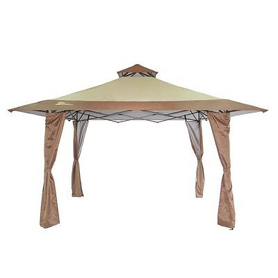 Palm Springs 4 x 4M Pop Up Canopy / Tent with Wind Vent Top