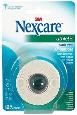 "Nexcare Tape Athletic 1.5""X12.5yd"