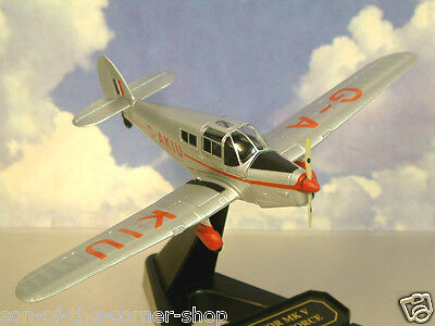 Great Oxford Diecast 1/72 Percival Proctor Mkv G-Akuiu Classic Air Force 72Pp001