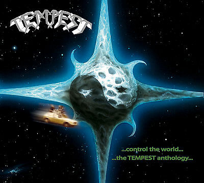 CD Tempest Control The World - The Tempest Anthology 2CDs