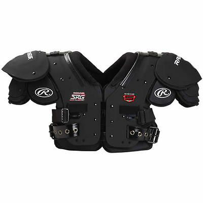Sge4 Rawlings Siege Shoulder Pads Adult Xxx-Large