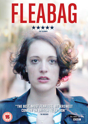 Fleabag DVD (2016) Phoebe Waller-Bridge ***NEW***