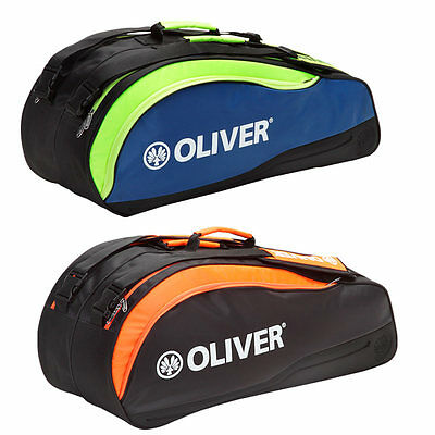 OLIVER Top Pro Badminton Tennis Squash Thermobag Racketbag Tasche  -NEU-