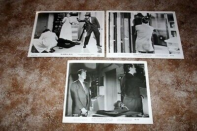 Return of the Fly (1959) Movie Press Kit 8x10 Photos Vincent Price