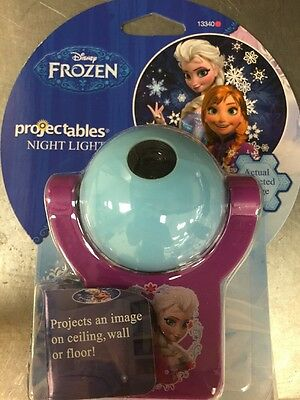 Disney Frozen Projectable Led Night Light