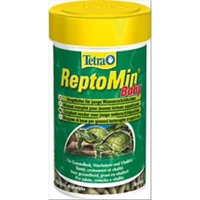 Record Tetra Baby Reptomin 100Ml.
