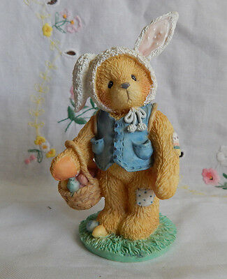 """Cherished Teddies Peter """"you Are Some Bunny Special """" Figurine"""