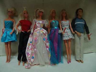 Vintage Huge Barbie Lot Collection Clothes 1966 Accessories Shoes Old Rare 300 +