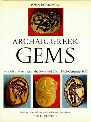 Engraved Ancient Archaic Greek Etruscan Phoenician Gems 6th-5th Century BC Pix