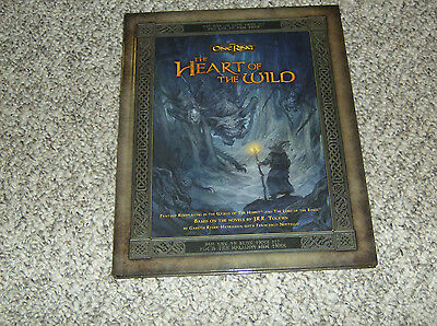 Heart of the Wild - One Ring RPG - 2013 Hardcover CB71003