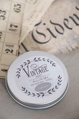 Jeanne d`arc living Wachs 50ml 15,80 €/ml vintage Farbe shabby chic light grey