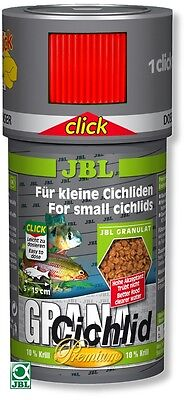 JBL GranaCichlid 100ml Food for Carnivorous Cichlids